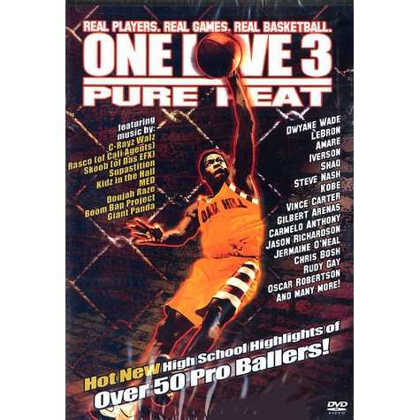 One Love - Volume 3 - pure heat