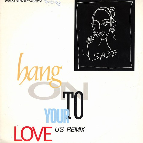 Sade - Hang on to your love remix