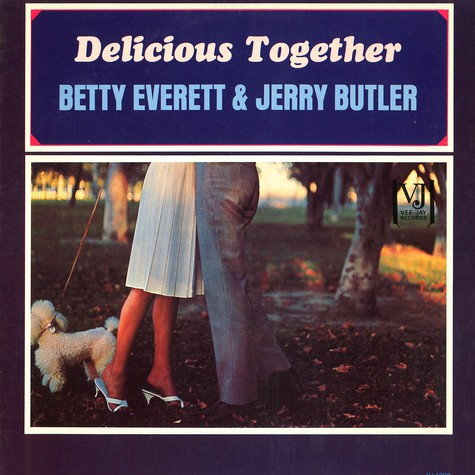 Betty Everett & Jerry Buttler - Delicious together