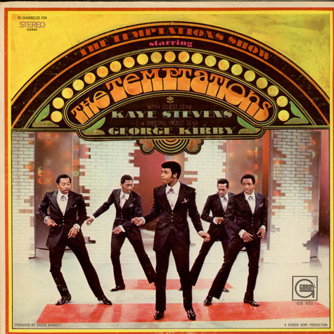 Temptations, The   - The Temptations Show
