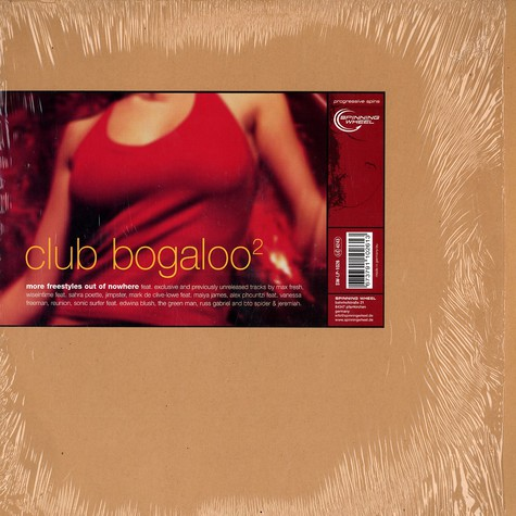V.A. - Club boogaloo 2