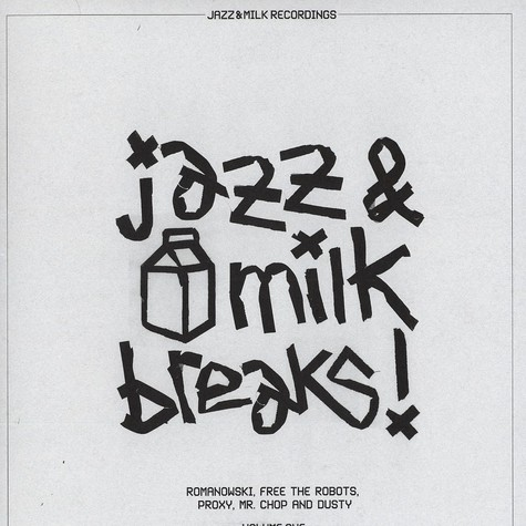 Jazz & Milk Breaks - Volume 1