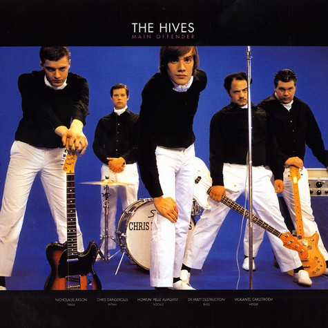 Hives, The - Main offender