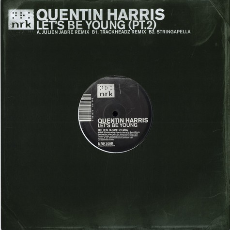 Quentin Harris - Let's be young part 2