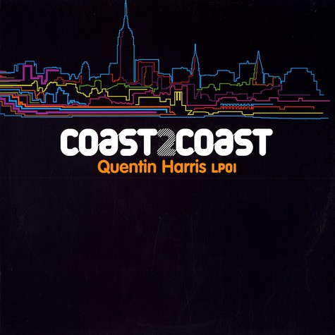 Quentin Harris - Coast 2 coast - LP01