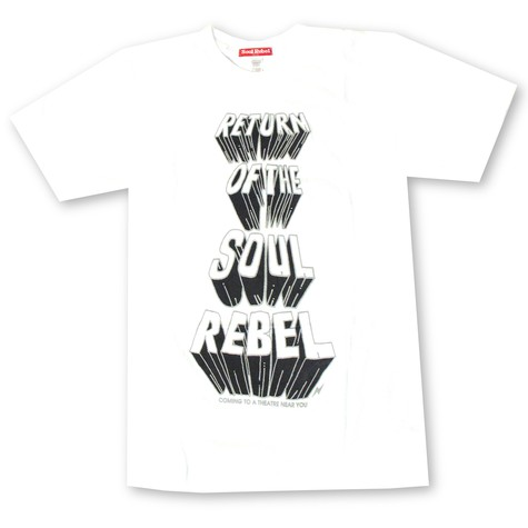 Soul Rebel - Return of the soul rebel T-Shirt
