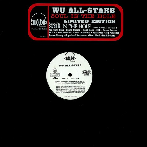 Wu Tang Clan All Stars - Soul in the hole