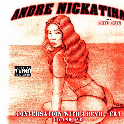 Andre Nickatina - Conversion with a devil