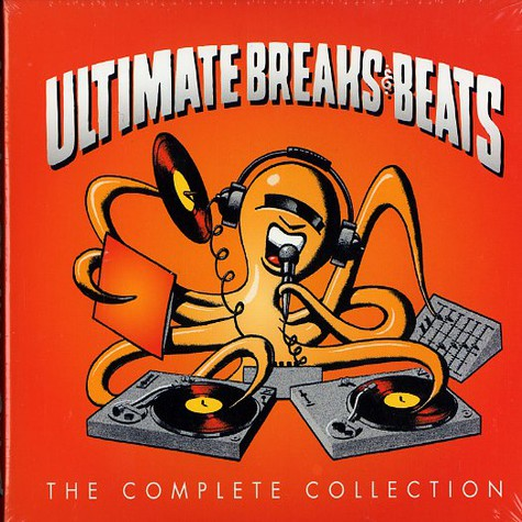 Ultimate Breaks & Beats - The complete collection