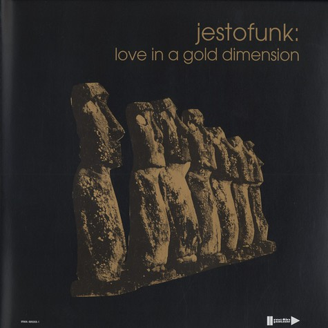 Jestofunk - Love in a gold dimension