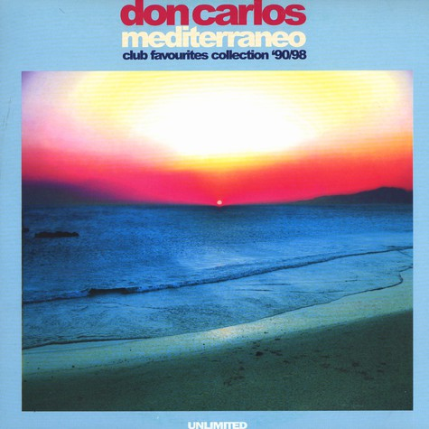 Don Carlos - Mediterraneo - club favourites collection 90/98