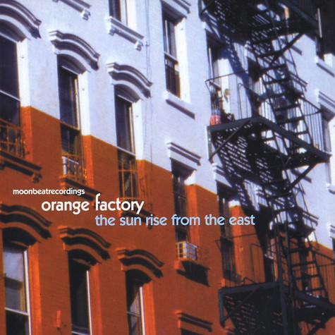 Orange Factory - The sun rise from the east