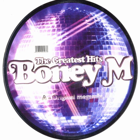 Boney M - Greatest hits megamix