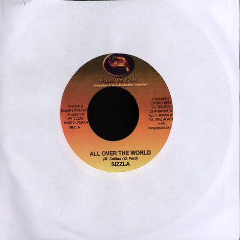 Sizzla / Nino Brown - All over the world / what a sin