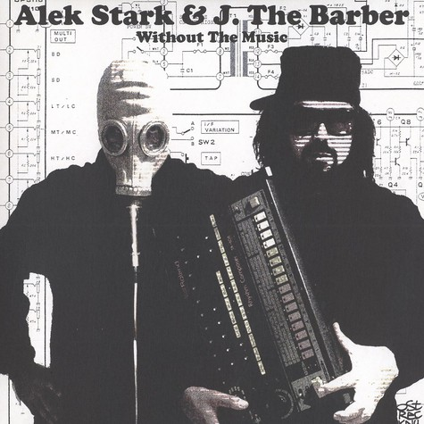 Alek Stark & J. The Barber - Without the music