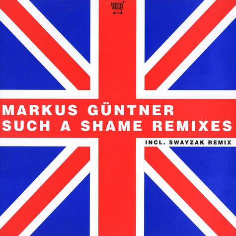 Markus Günter - Such a shame remixes