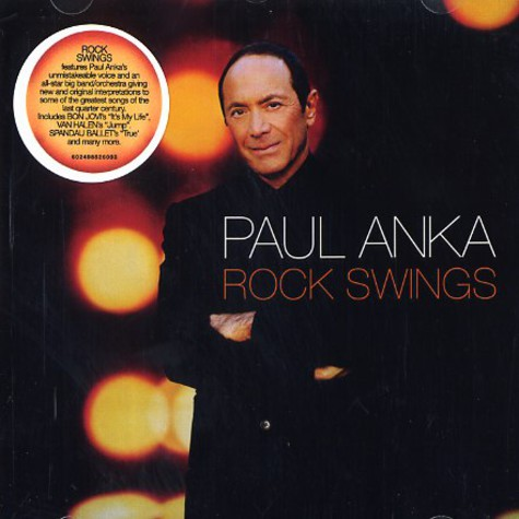 Paul Anka - Rock swings