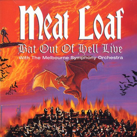 Meat Loaf - Bat out of hell - live with the Melbourne Symphony Orchestra