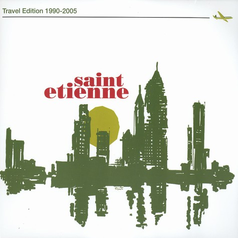Saint Etienne - Travel edition 1990-2005