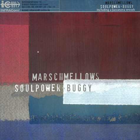 Marschmellows - Soulpower