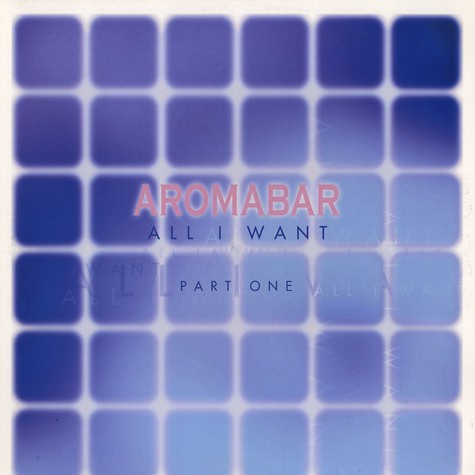 Aromabar - All i want
