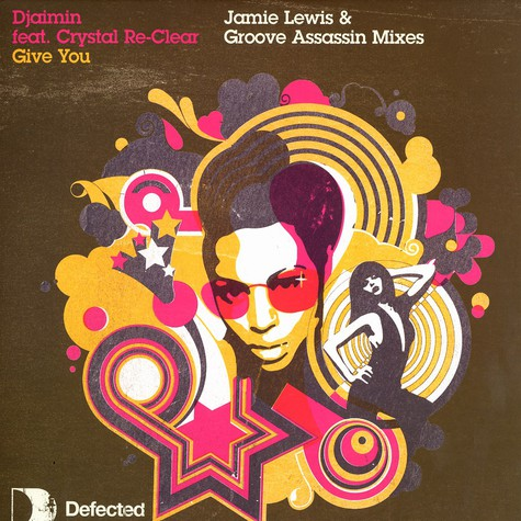 Djaimin - Give you Jamie Lewis house cut