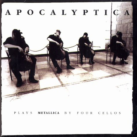 Apocalyptica - ...plays Metallica by four cellos