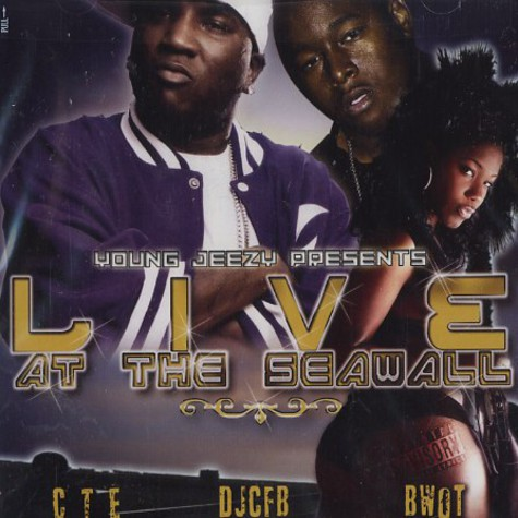 Young Jeezy presents - Live at the Seawall
