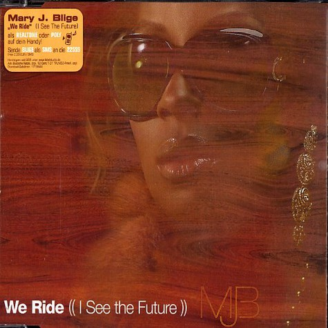 Mary J. Blige - We (i see the future)