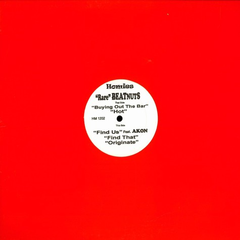 Beatnuts - Rare tracks