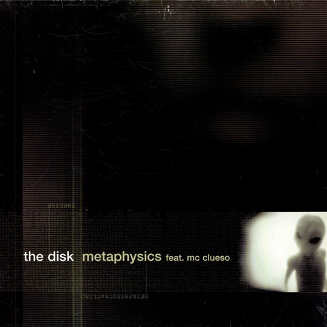 Metaphysics - The Disk feat. MC Clueso