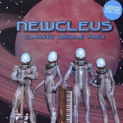 Newcleus - Classic double pack