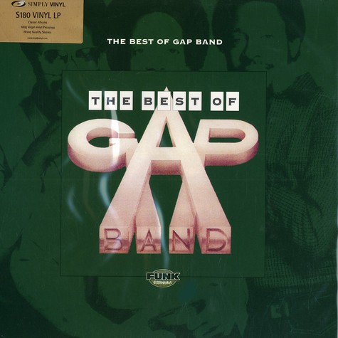 Gap Band, The - The best of The Gap Band