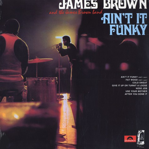 James Brown - Ain't it funky
