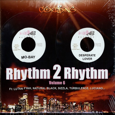 Rhythm 2 Rhythm - Volume 6 - mobay & desperate lover rhythms