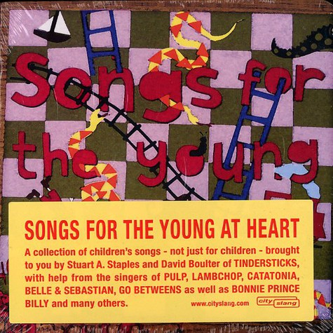 V.A. - Songs for the young at heart limited edition