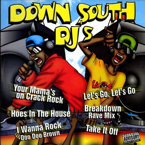 V.A. - Down south dj's