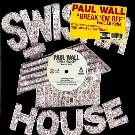 Paul Wall - Break 'em off feat. Lil Keke