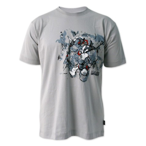 Addict - Jago snow soldier T-Shirt