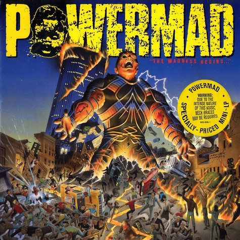 Powermad - The madness begins