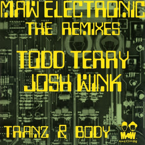 MAW Electronic (Masters At Work) - Tranz & body remixes