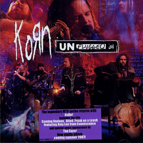 Korn - MTV unplugged