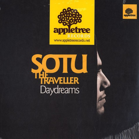 Sotu The Traveller - Daydreams EP