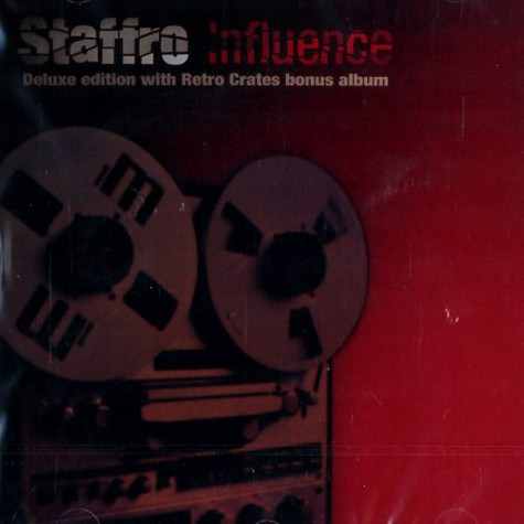 Staffro - Influence deluxe edition with Retro Crates bonus album