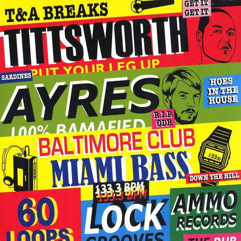 Tittsworth & Ayres - T&A breaks