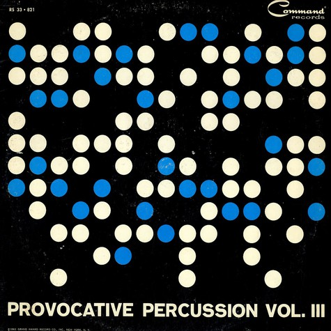 Enoch Light and the Light Brigade - Provocative percussion vol.III