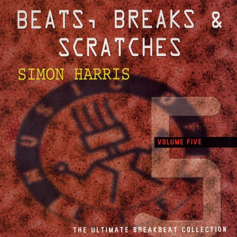 Simon Harris - Beats, Breaks & Scratches volume 5