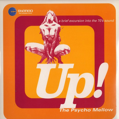 V.A. - Up! the psycho mellow