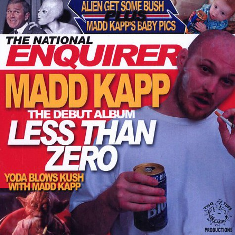 Madd Kapp - Less than zero