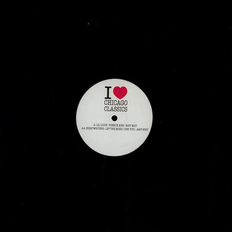 Lil Louis / Nightwriters - French kiss / let the music use you
